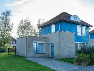Ferienhaus 205 - Kustpark Village Scaldia