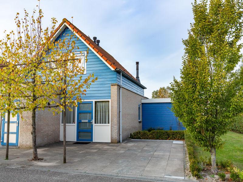 Ferienhaus 246 - Kustpark Village Scaldia