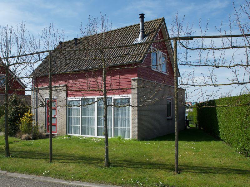Ferienhaus 286 - Kustpark Village Scaldia