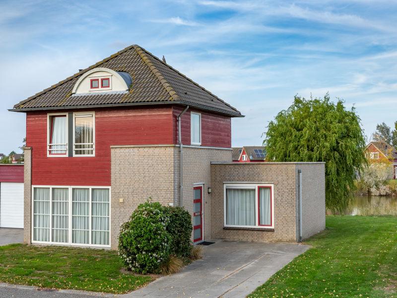 Ferienhaus 292 - Kustpark Village Scaldia