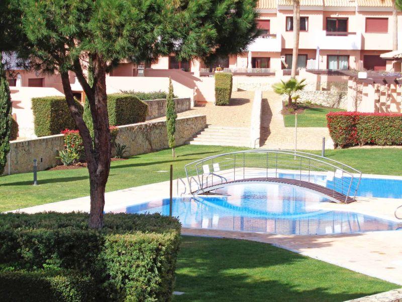 Ferienwohnung Schönes Apartment mit Poolblick