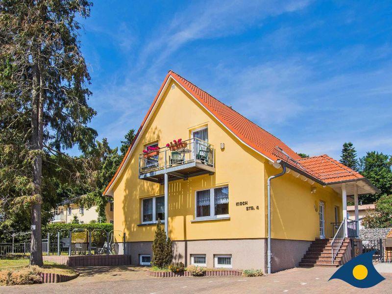 Ferienwohnung Kirchstraße Whg. 02