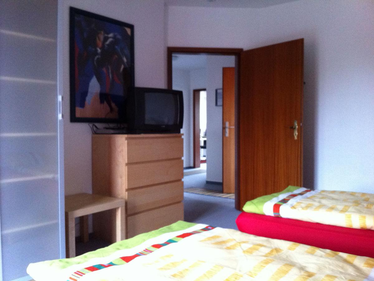 Ferienwohnung im haus am redder mittelholstein - Schlafzimmer stefan ...