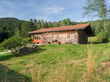 """Berghütte Holzblockhaus """"Kaitersberg"""""""