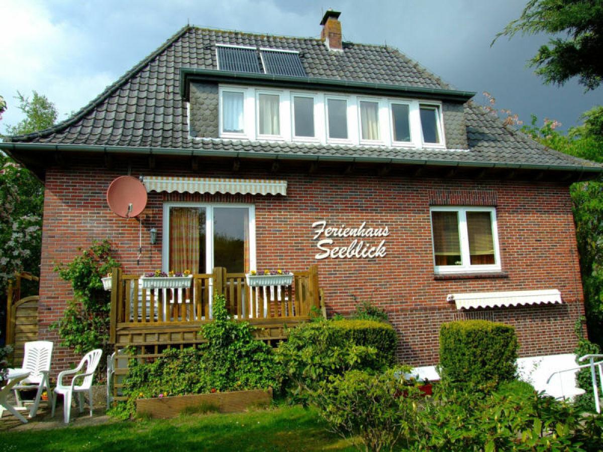 ferienwohnung im ferienhaus seeblick nordsee friesland frau ruth zur lage. Black Bedroom Furniture Sets. Home Design Ideas