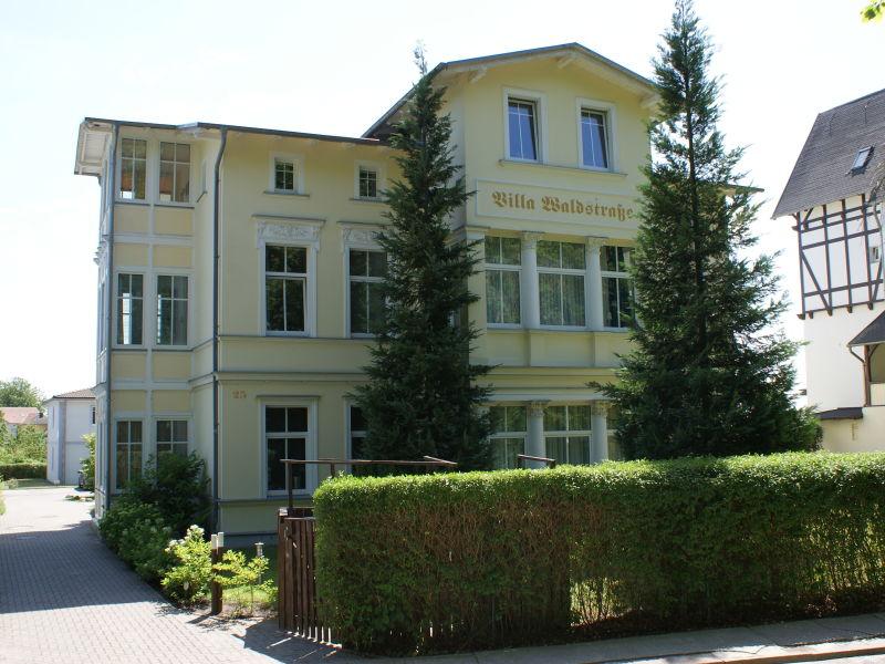 Ferienwohnung Villa Waldstraße
