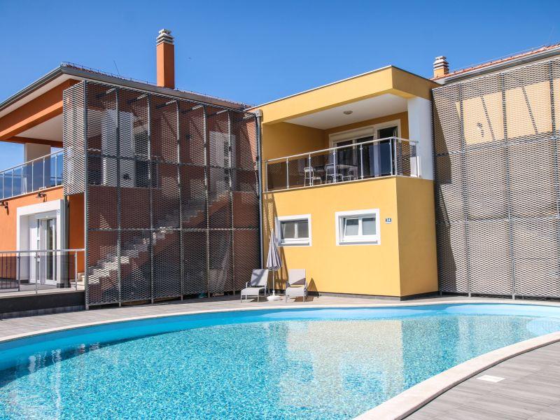 Apartment Elody VII mit Terrasse