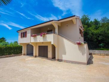 Apartment Koseto III mit Balkon