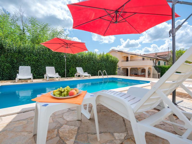 Villa Legovich mit privatem Pool