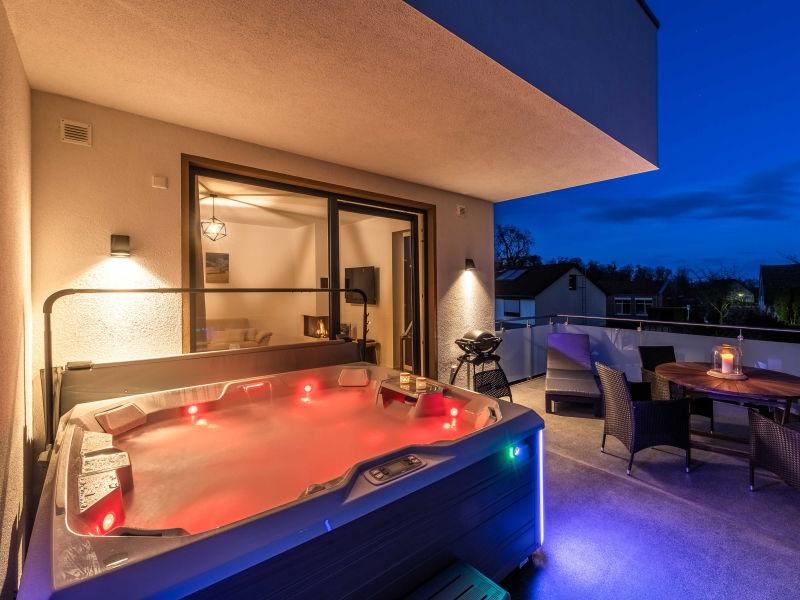 Ferienwohnung Luxus-OG-Fewo MOHNBLUME (WE 4)
