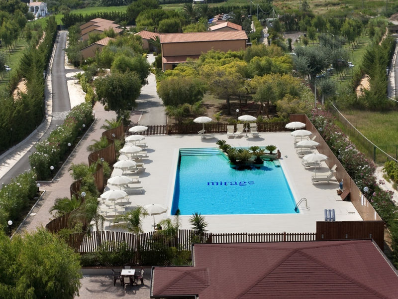 Ferienwohnung Villaggio Mirage Typ A (mit Pool/Restaurant)