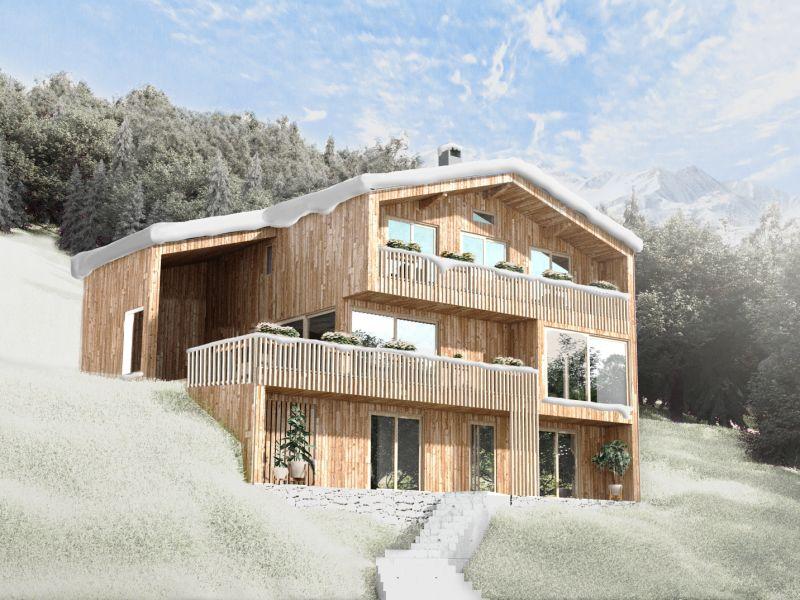 Chalet Wanderfalk Lodge