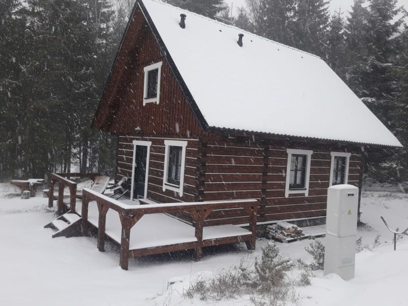 Alpine hut Roubenka Janka