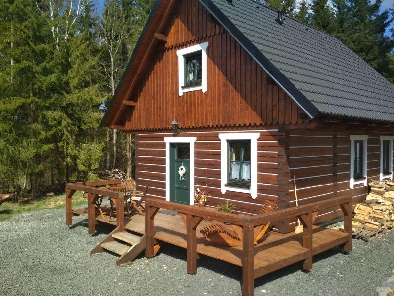 Berghütte Roubenka Janka
