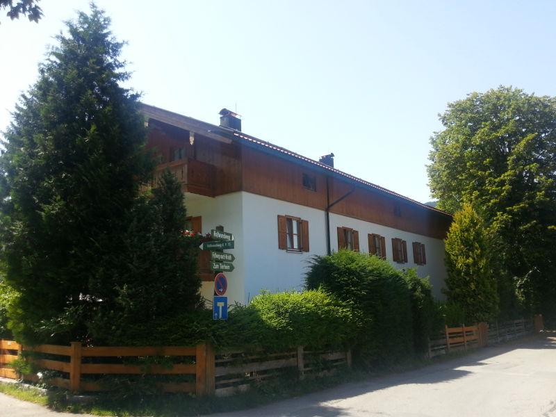Ferienwohnung Edelweiß - Landhaus Volkmer