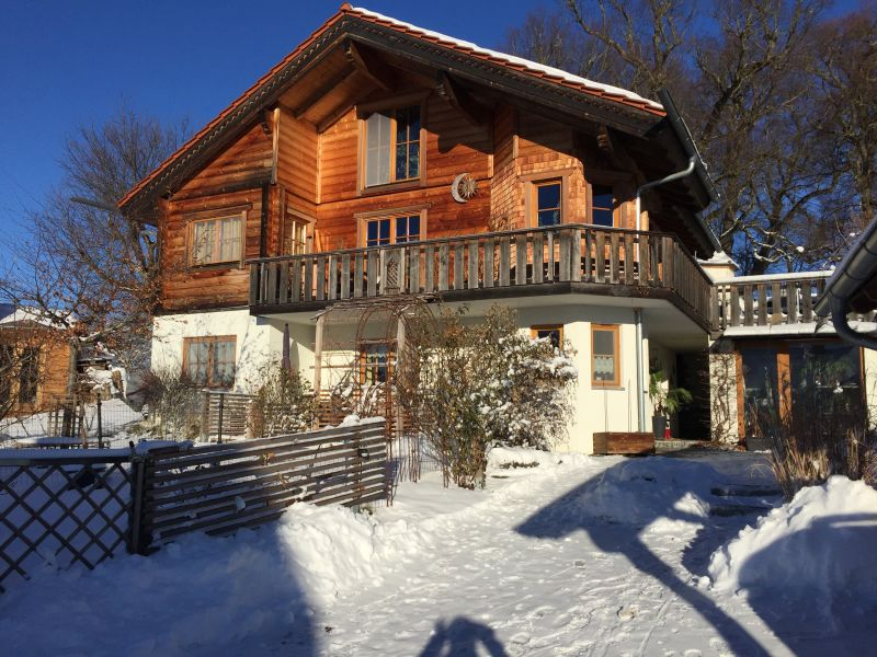 Holiday apartment St. Willibald