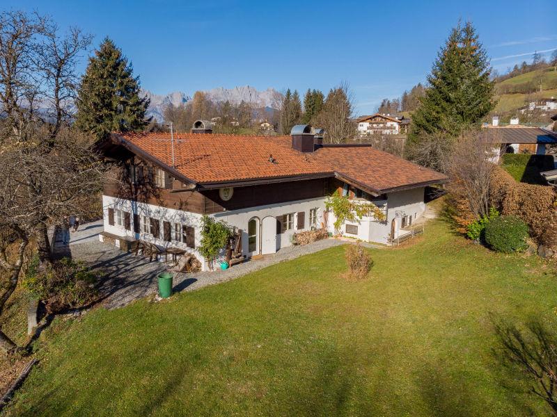 Villa Chalet Bergblick