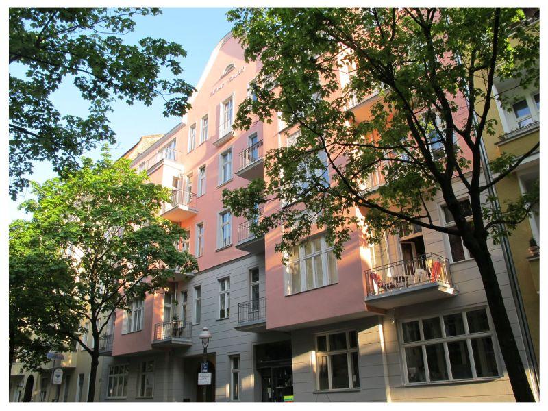Ferienwohnung City-Apartment Am Savignyplatz