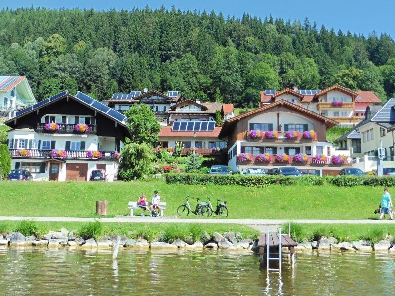 Ferienwohnung Tegelberg, Haus Edelweiß