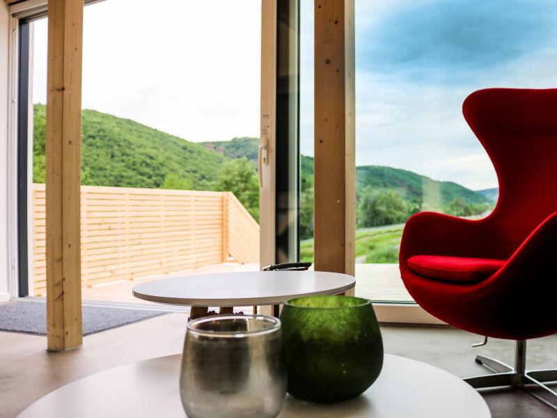 Design-Ferienhaus Chalet Mosel