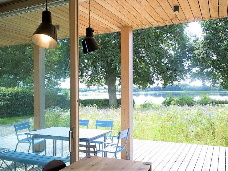 """Ferienhaus """"Pure Nature"""" am Ostseefjord Schlei - im Herzen der Natur"""