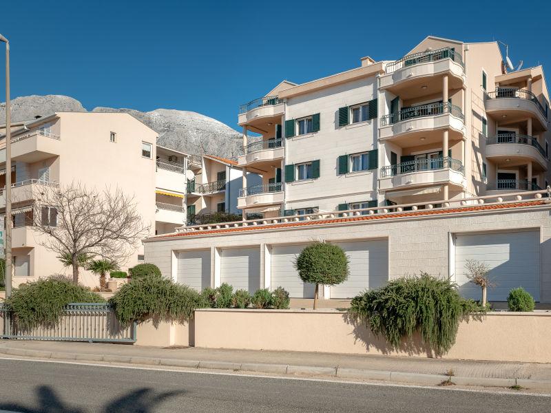 Ferienwohnung Villa Tucepi Apartment 14