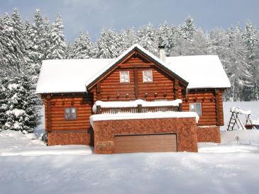 Berghütte Srub Kasparáci