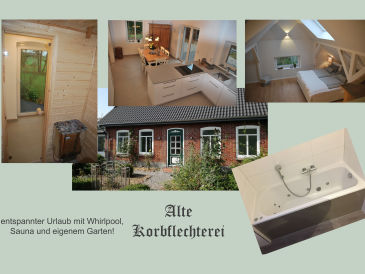 Ferienhaus Alte Korbflechterei