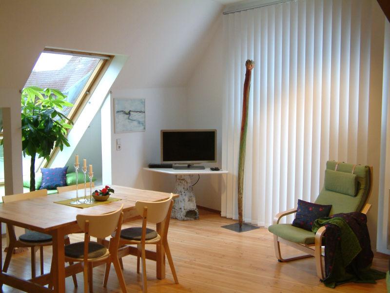 Ferienwohnung Atelier-Wohnung