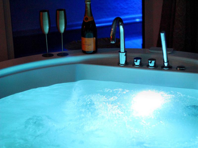 Ferienwohnung Luxus-PENTHOUSE SCHLOSSOASE (WE 6)