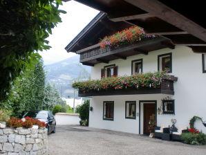 Ferienwohnung Innerhofer mit Westbalkon