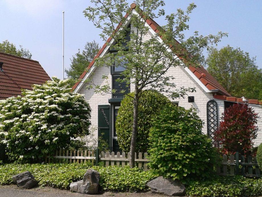 Haus von vorne