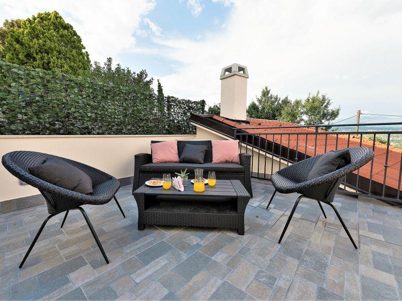 Ferienhaus Amberg with mit einer tollen Aussicht
