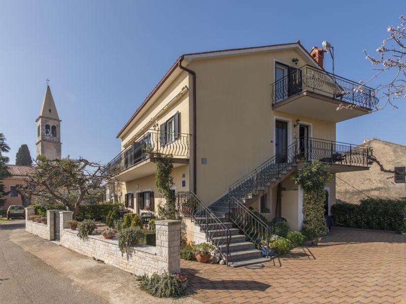 Apartment Orzan III mit Meerblick