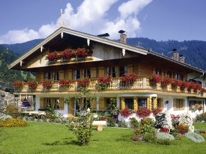 Ferienwohnung Resi im Gästehaus Becher