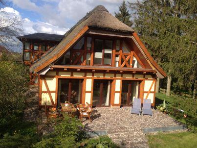 """""""Natur-Oase"""" im Bauernhaus, renoviert"""