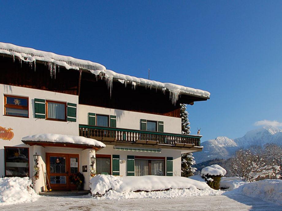 Haus Hollereben, Winteransicht