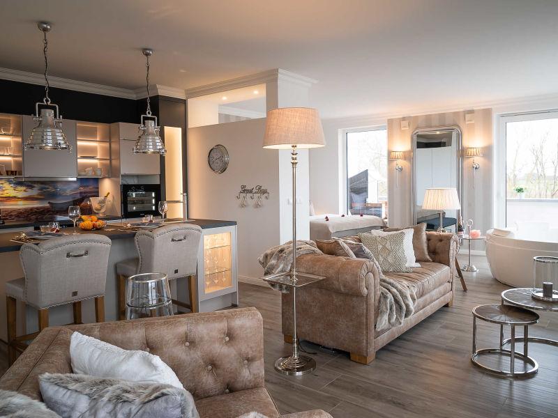 Ferienwohnung Luxus-PENTHOUSE ROYAL (WE 5)