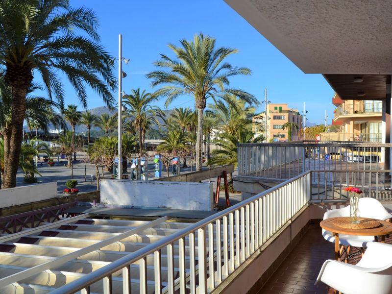 Ferienwohnung 134 Puerto Alcudia