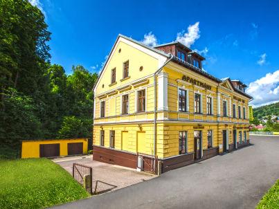 Yellow Ski Apartment