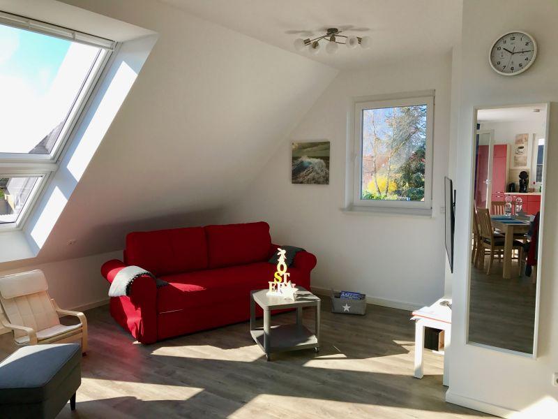 Ferienwohnung Haus Tulle - FeWo Lütte