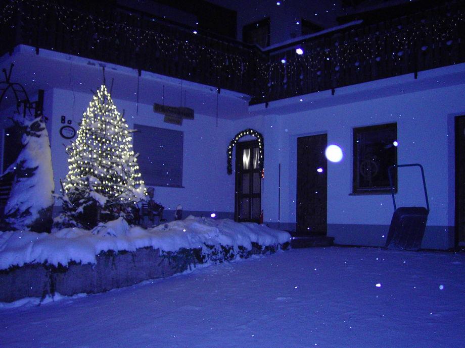 Adventsbeleuchtung