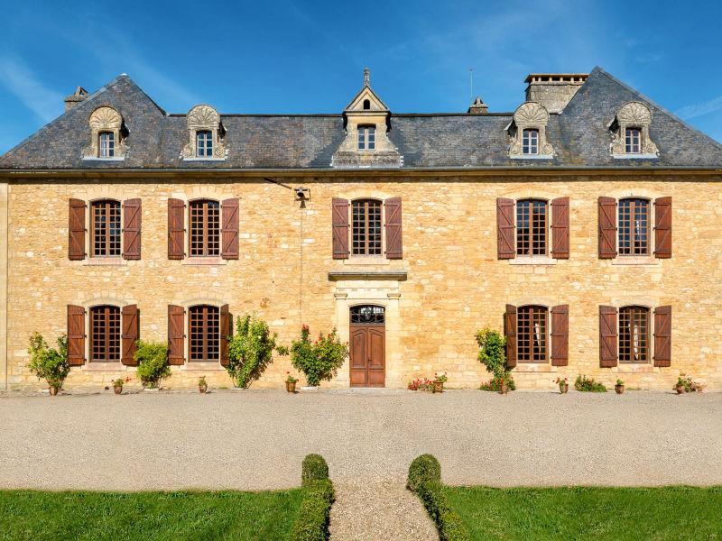 Landhaus Chateau du Ceou
