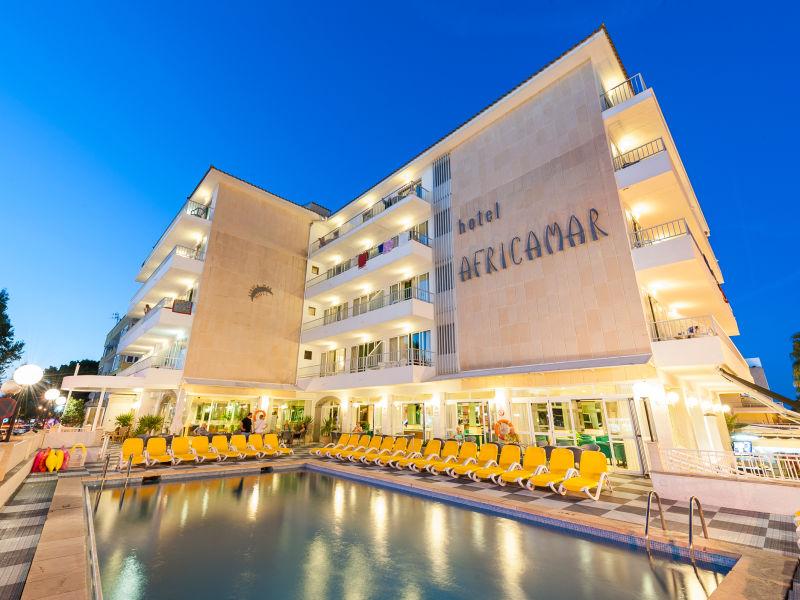 Bed & Breakfast Aparthotel Africamar
