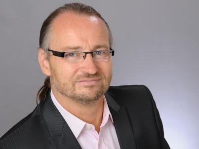Your host Arne Zander