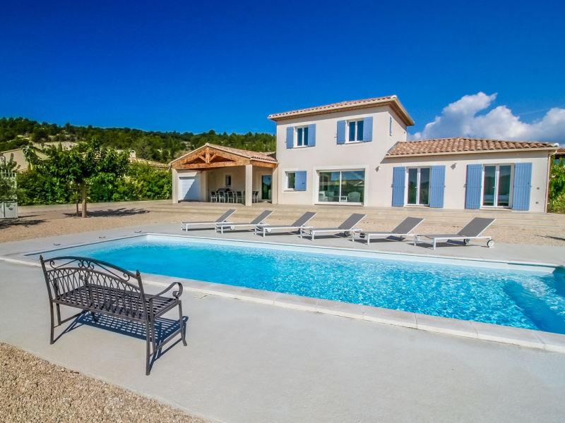Holiday house Luxury villa  La Triplette, Mormoiron