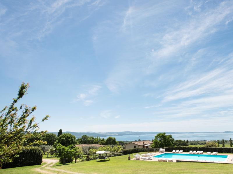 Ferienwohnung Collina Verde - Il Girasole