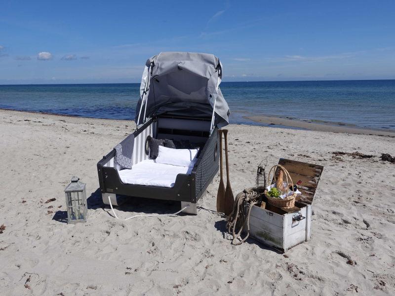 Ferienwohnung Strandschlafen an der Geltinger Bucht