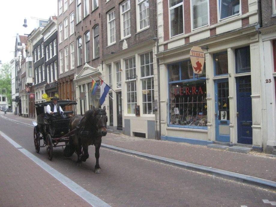 Außenaufnahme - Amsterdam Choice Apartment