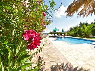 Luxury villa Silla with private pools and views